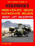 SikorskyHR2S-1-CH-37CDeuceH-37A-CH-37BMojaveHeavy-LiftHelicopter-