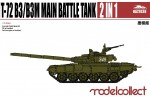 1-72-T-72-B3-B3M-Main-battle-tank-2-in-1