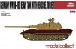 1-72-Germany-WWII-E-100-Heavy-Tank-Ausf-B-tank