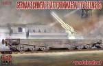 1-72-Germany-Schwerer-plattformwagen-type-ssyms-80