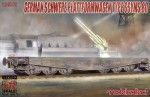 1-72-Germany-Schwerer-plattformwagen-type-ssyms-80