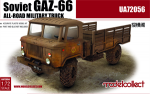 1-72-GAZ-66-all-road-military-truck-2-pieces-inside-PREORDER