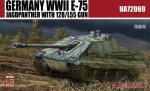 1-72-Germany-WWII-E-75-Jagdpanther-with-128-L55-Gun