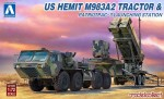 1-72-US-HEMTT-M983A2Tractor-and-Patriot-PAC-3-Launching-Station