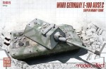 1-72-Germany-WWII-E-100-Heavy-Tank-with-Krupp-turret