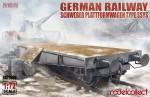 1-72-German-Railway-Schwerer-Plattformwagen-Type-ssys