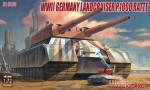 1-72-WWII-German-Landcruiser-P-1000-ratte