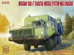 1-72-Russian-Bal-E-mobile-coastal-defense-launcher-+-Kh-35-anti-ship-missil-MAZ-chassis-early-type