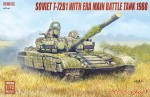 1-72-Soviet-T-72B1-with-ERA-main-battle-tank-1988