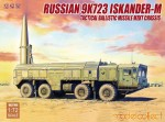 1-72-Russian-9K720-Iskander-M-Tactical-ballistic-missile-MZKT-chassis