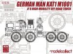 1-72-German-MAN-KAT1M1001-8*8-HIGH-Mobility