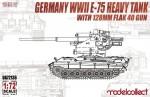 1-72-E-75-Heavy-Tank-with-128mm-flak-40-gun