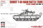 1-72-Soviet-T-80-Main-Battle-Tank-1970S-1990S-N-in-1