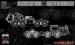 1-72-USA-M983A2-HEMTT-Tractor-and-Soviet-MAZ-7410-tractor-COMBO