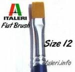 Brush-Synthetic-Flat-plochy-synteticky-stetec-velikost-12
