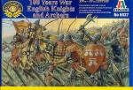 1-72-100-Years-War-English-Knights-and-Archers