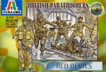 1-72-WWII-Red-Devil-Paratroopers