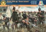 1-72-Napoleonic-Wars-British-Green-Jackets
