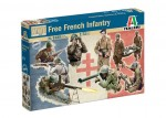 1-72-WWII-Free-French-Infantry