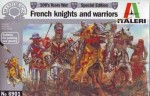 1-32-Frensch-Knights-and-warriors