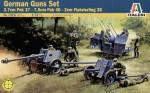 1-72-3-7-Pak-37-7-5cm-Pak-40-2cm-Flakvierling-38