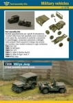 1-72-Willy-Jeep-Pack-includes-2-snap-together-vehicles