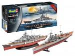 1-700-Battle-Set-HMS-HOOD-vs-BISMARCK-80th-Anniversary