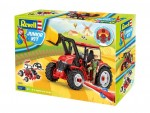 1-20-Tractor-with-loader-incl-figure