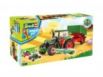 1-20-Tractor-and-Trailer-incl-figure