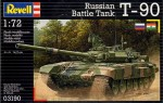 1-72-Russian-Battle-Tank-T-90