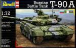 1-72-Russian-Battle-Tank-T-90A