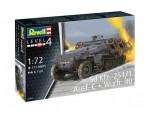 1-72-Sd-Kfz-251-1-Ausf-C-+-Wurfr-40