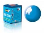 Leskla-svetle-modra-light-blue-gloss-18-ml-akryl