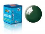 Leska-zelenomodra-sea-green-gloss-18-ml-akryl