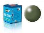 Hedvabna-olivove-zelena-olive-green-silk-18-ml-akryl