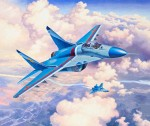 1-72-Mikoyan-MiG-29S-Fulcrum-A-faithfully-reproduced-model-of-the-MiG-29S