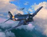 1-72-Vought-F4U-4-Corsair