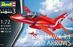1-72-BAe-Hawk-T-1-Red-Arrows-NEW-TOOLING