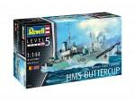 1-144-Flower-Class-Corvette-HMS-Buttercup