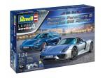 1-24-Porsche-Panarama-a-918-Spider-model-Set