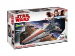 1-2700-Republic-Star-Destroyer-Model-Set-model+barvy+lepidlo+stetec