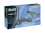 1-72-Me262-and-P-51B