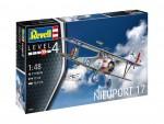 Model-set-1-48-Nieuport-17