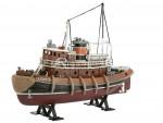 1-108-Harbour-Tug-Boat-Model-Set-model+barvy+lepidlo+stetec