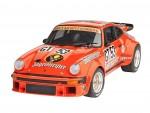 1-24-Porsche-934-RSR-Jagermeister-Model-Set-model+barvy+lepidlo+stetec
