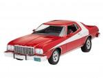 1-25-76-Ford-Torino-Model-Set-model+barvy+lepidlo+stetec