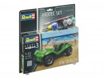 1-32-VW-Buggy-Model-Set-model+barvy+lepidlo+stetec