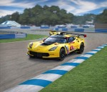 1-25-Corvette-C7-R-An-easy-to-build-model-construction-kit-of-this-successful-GT