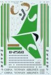 RARE-1-144-Boeing-767-300-CHINA-YUNNAN-AIRLINES-B-2568