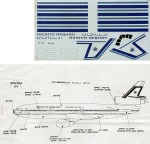 RARE-1-144-McDonnell-Douglas-DC-10-ARIANA-AFGHAN-YA-LAS